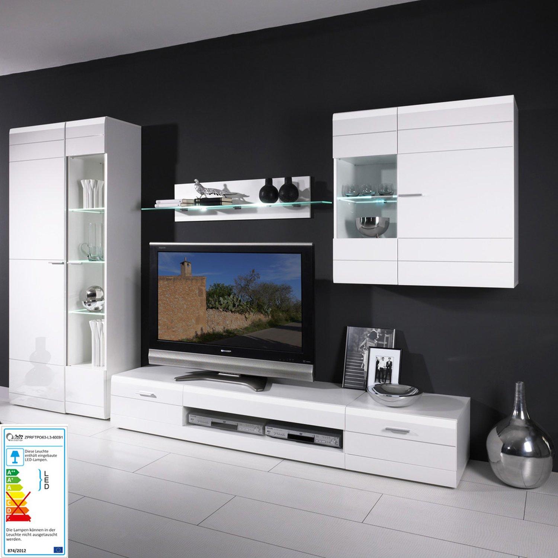 wohnwand-in-weiss-hochglanz-colon-61-mit-vitrinen-und-tv-lowboard-inkl-led-bxhxt-420x200x45-cm~2