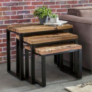 3er-set-design-satztisch-beistelltische-sleeper-wood-massivholz-und-metall-gestell-eckig-industrial-design-72-60-x61-51-40x41cm