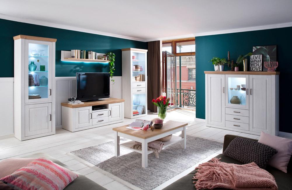 Landhausmöbel für Wohn- und Esszimmer der Serie BRASILIA – 05