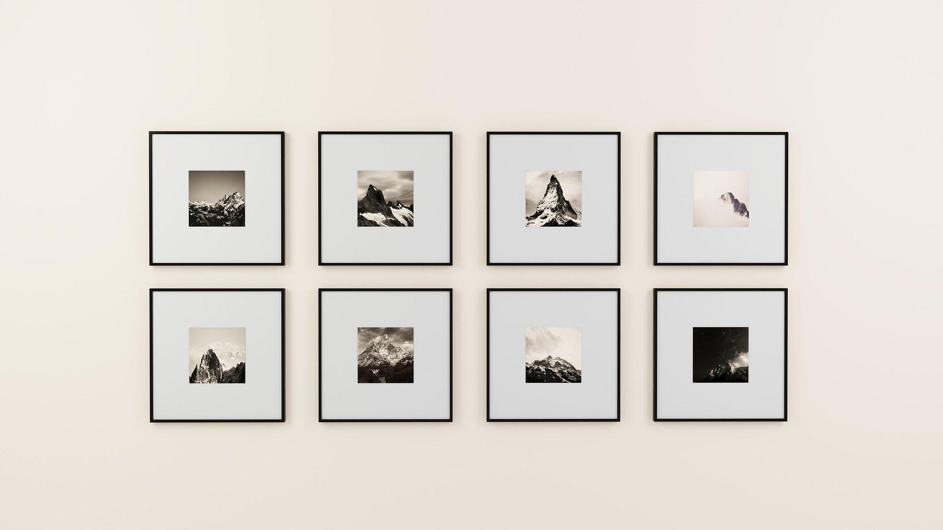 Fotowand gestalten – 5 kreative Ideen