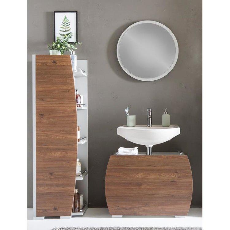 Nussbaum Möbel für das Badezimmer im Set