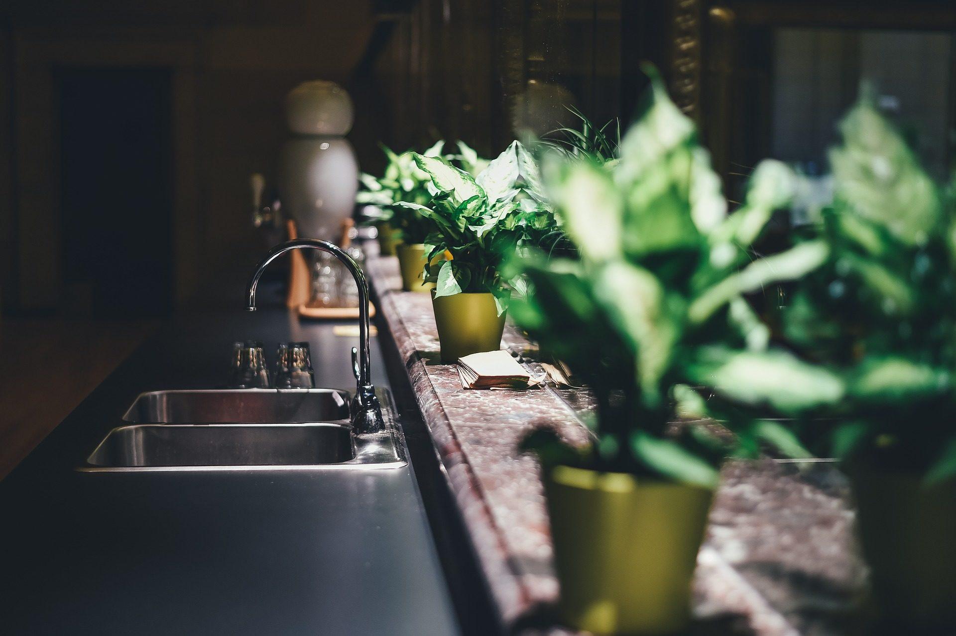 Küchentrends 2019: schwarz ist das neue weiß
