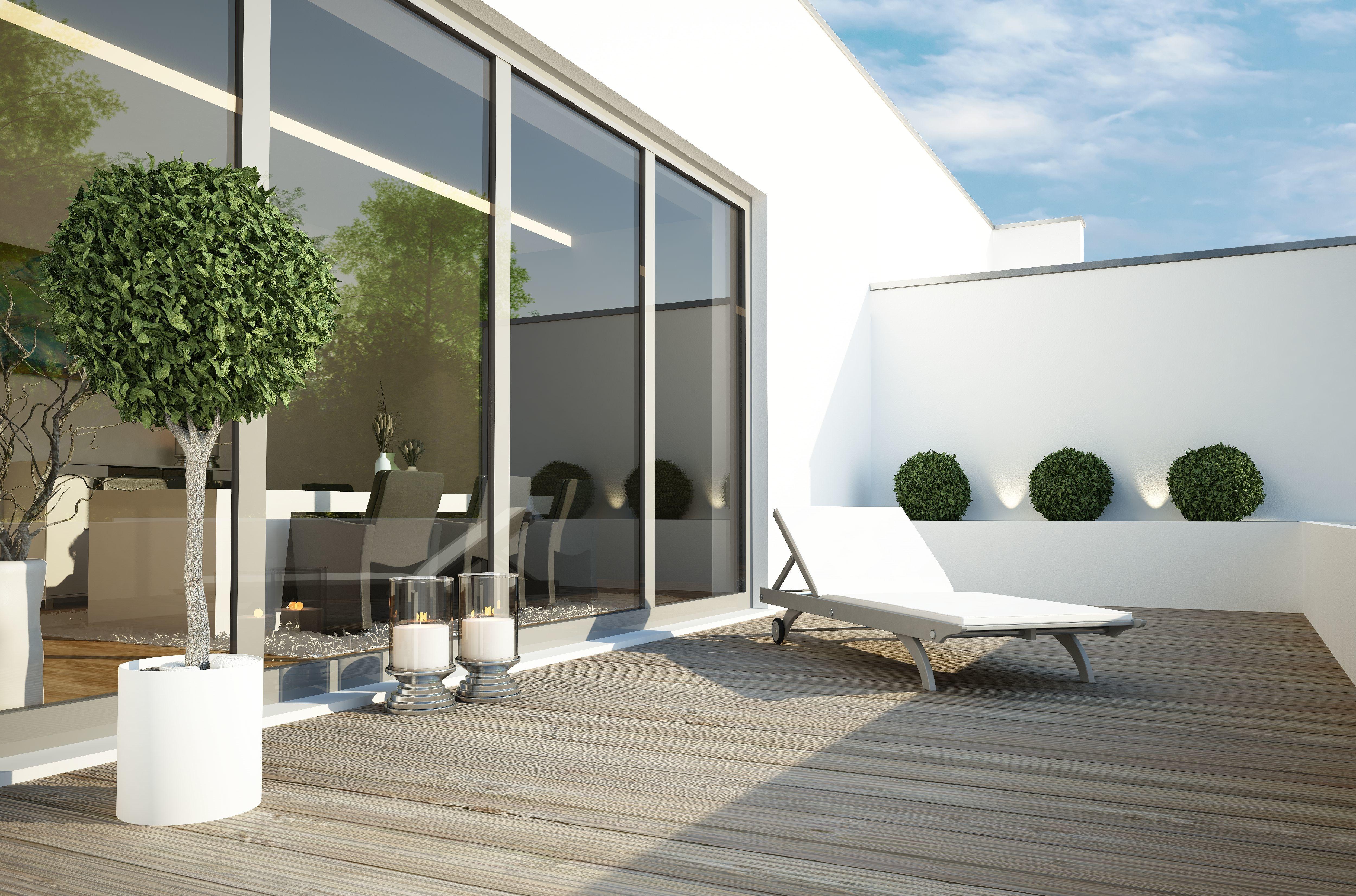 Terrassen Ideen Bilder und Dekotipps – Lomado Möbel