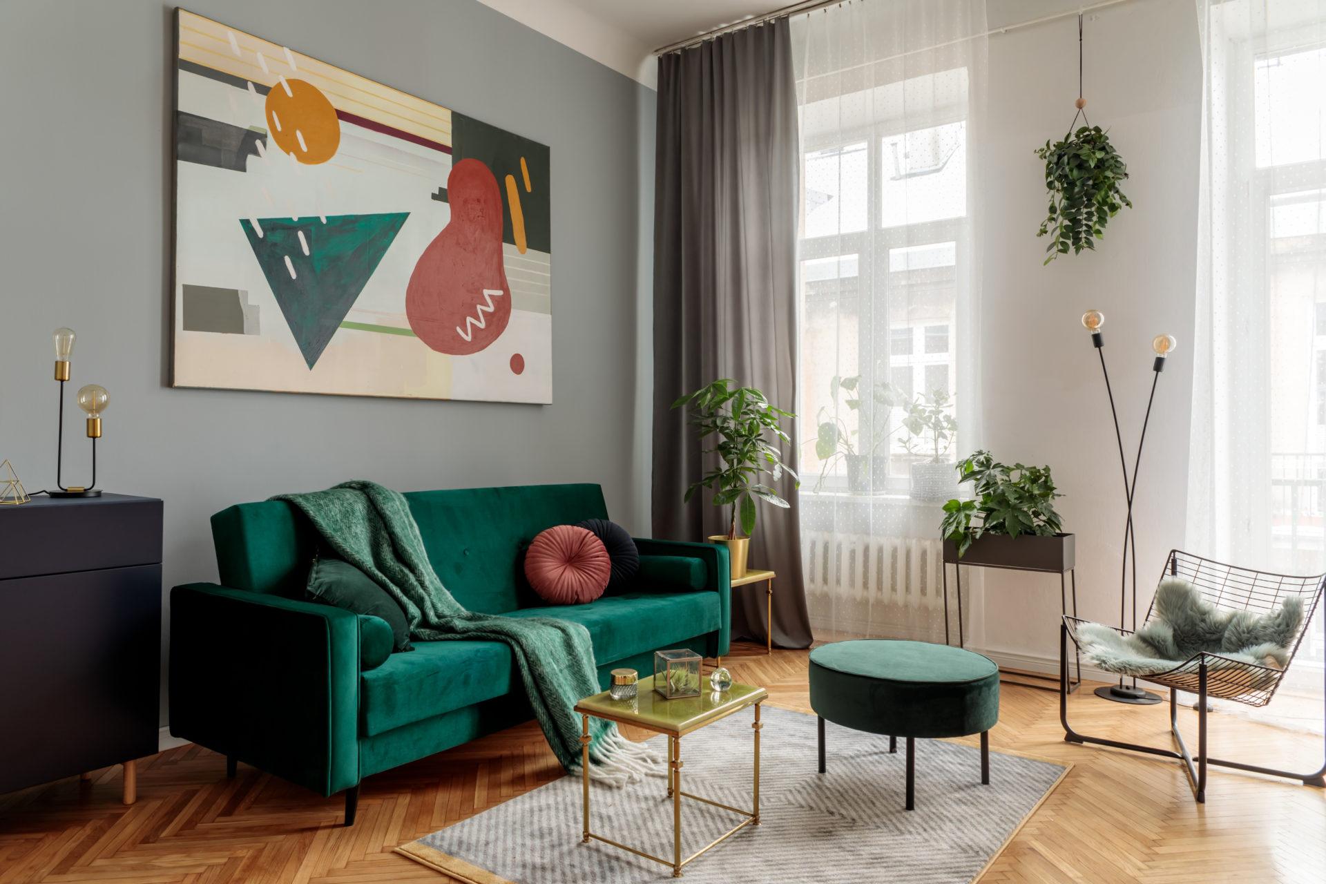 Wandbilder fürs Wohnzimmer