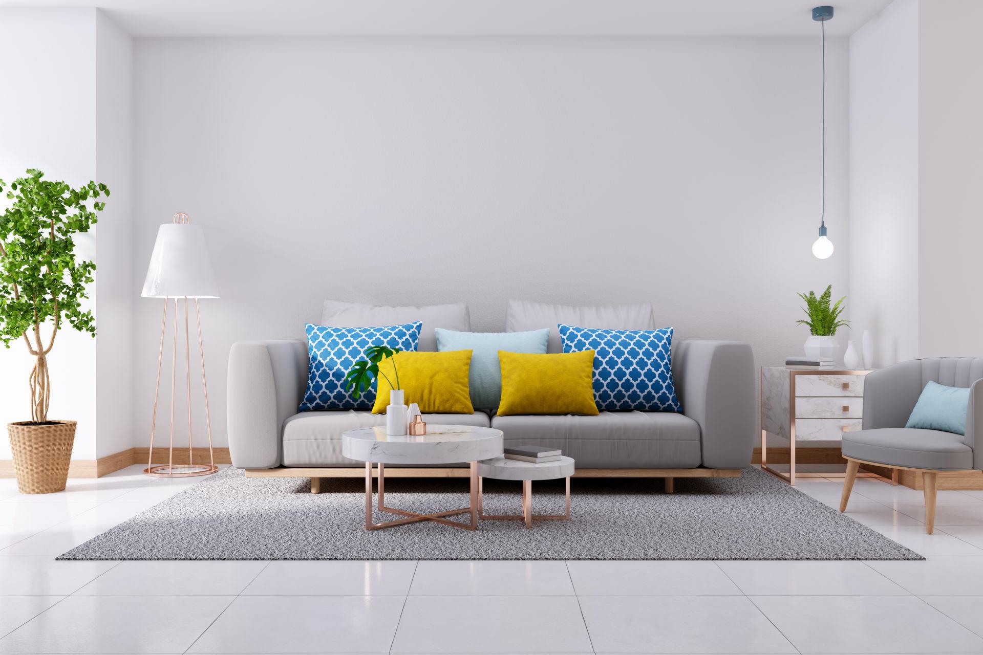 Wohnzimmer gestalten – Ideen für das Herzstück deines Hauses