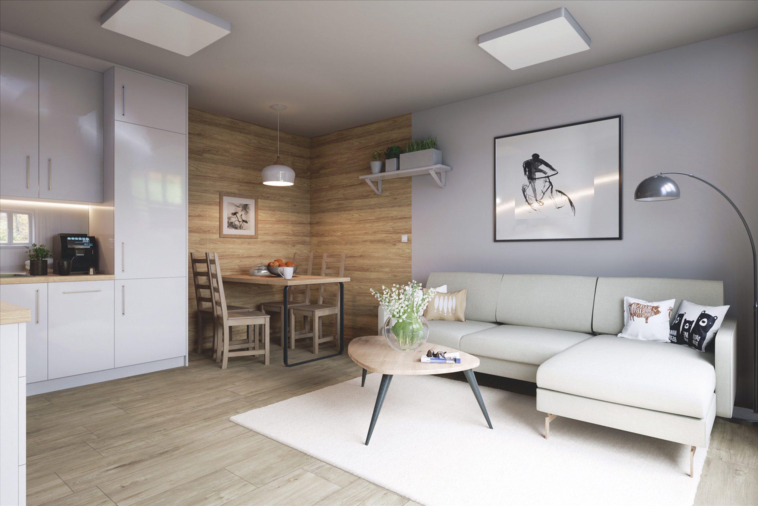 Kleine Wohnung einrichten – 21 Tipps wie du am besten Platz sparen ...