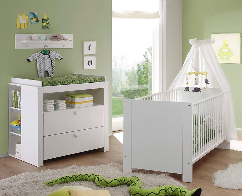Moderne Babyzimmer Ideen von der Möbelserie OLBIA-19